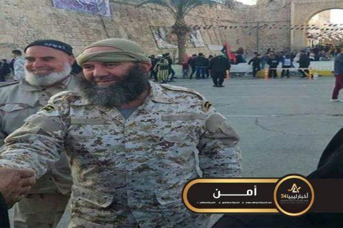صورة من مسلاتة..مقتل أحد قيادات قوات الوفاق ورفيقه في المعارك ضد القوات المسلحة