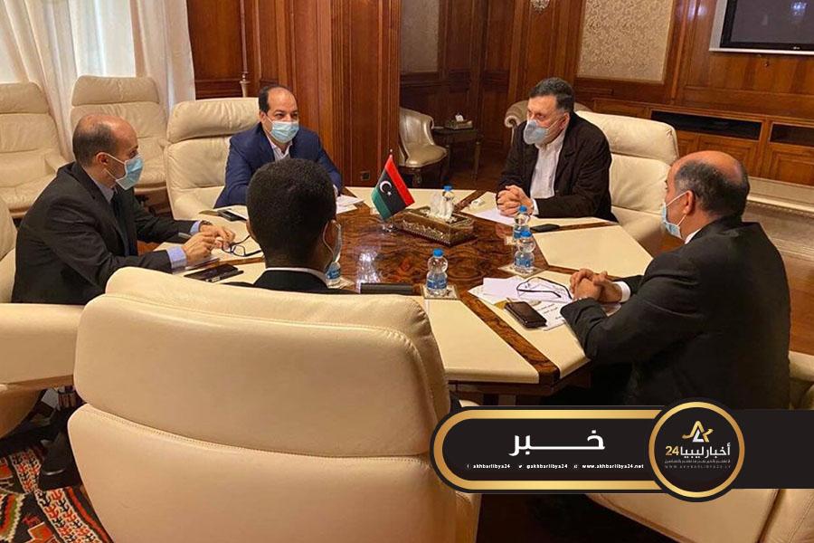 صورة المجلس الرئاسي يكلف القوة المشتركة بضبط الأمن بطرابلس