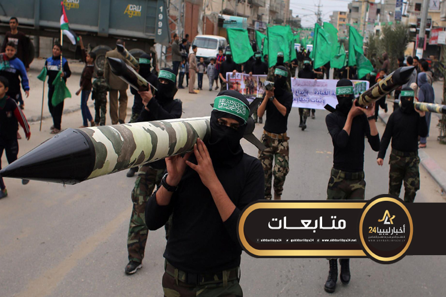 صورة مصادر فلسطينية : حماس تبحث عن وساطة جديدة مع حفتر للإفراج عن خلاياها المحتجزة في ليبيا
