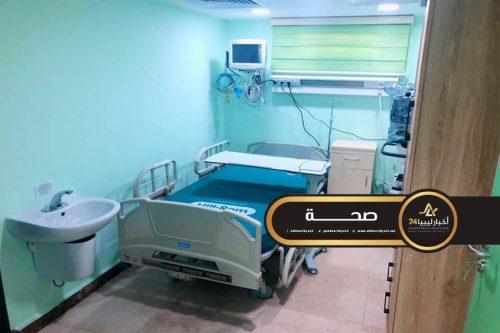 صورة صحة الوفاق تعلن الانتهاء من تجهيز مقر العزل بمعيتيقة