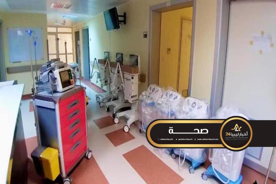 """صورة تجهيز مركز لعلاج مصابي """"كورونا"""" بمدينة صرمـان"""