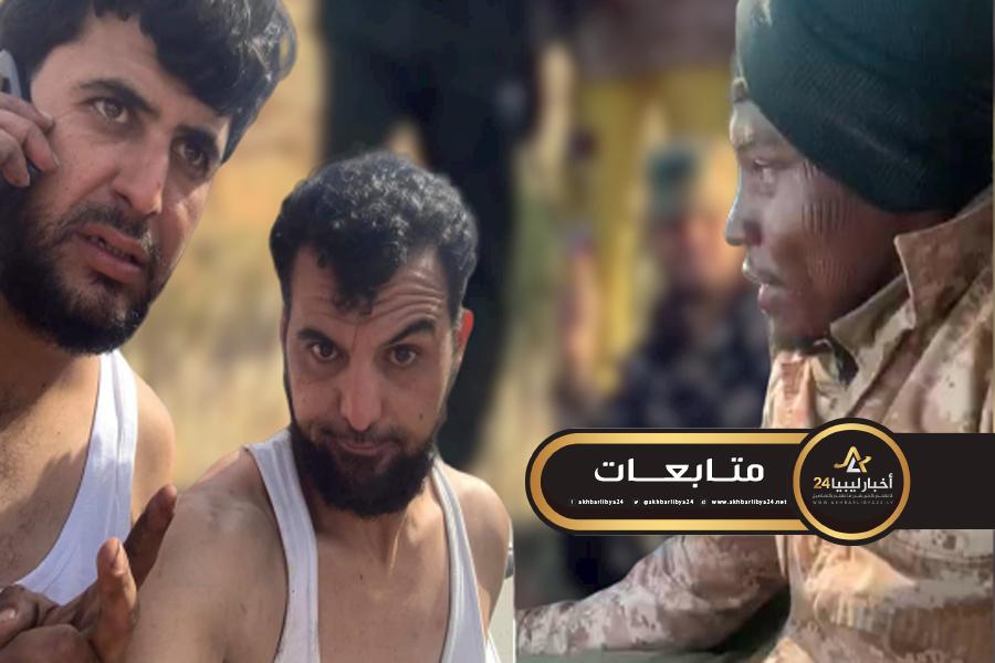 """صورة """"صور وفيديو"""" أدلة جديدة..تشاديين في صفوف مليشيات الوفاق التي شاركت في الهجوم على """"صبراتة وصرمان"""""""