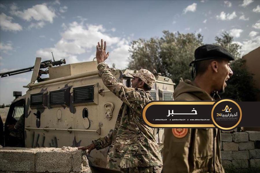 صورة صور وأسماء..بعض قتلى قوات الوفاق خلال محاولتهم الهجوم على ترهونة