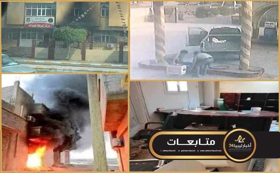 صورة ممثلو الدولة المدنية..تسجيل مزيد من الجرائم والانتهاكات في صبراتة وصرمان
