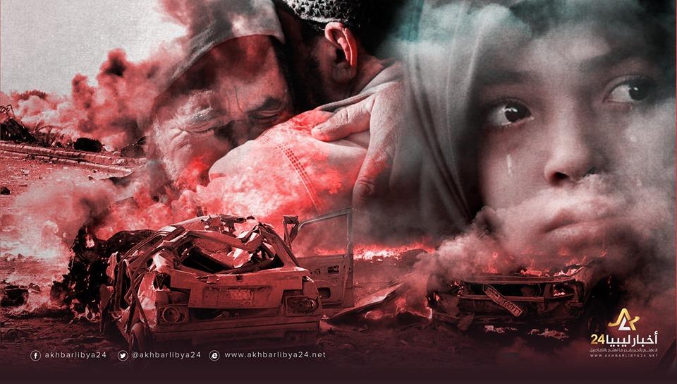 صورة التفخيخ والتلغيم..أسلوب خبيث اعتمده الإرهابيون ظنًا منهم أنه سيؤخر هزيمتهم المحتمة