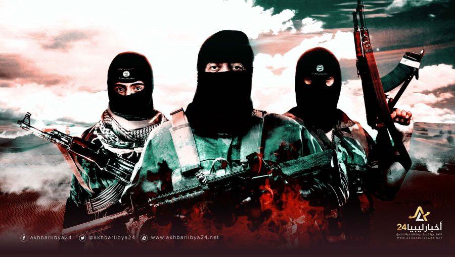 صورة ضمن المشاركين في هجوم صبراتة وصرمان..الإرهابيين يتحينون الفرصة للعودة والانتقام