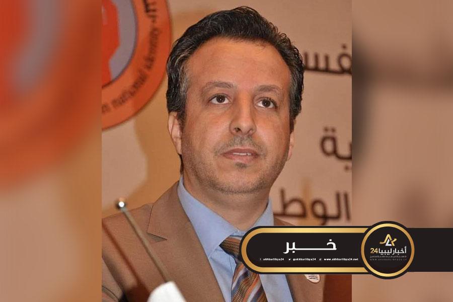 صورة ديوان المحاسبة بطرابلس يؤكد خطف أحد مسؤولي الديوان من قبل وزارة الداخلية