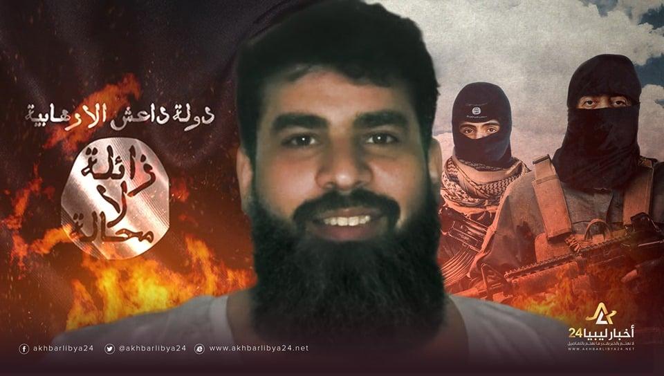 """صورة """"الاختيار""""..ظهور الإرهابي """"عمر رفاعي سرور"""" الذي قتل في معارك درنة"""
