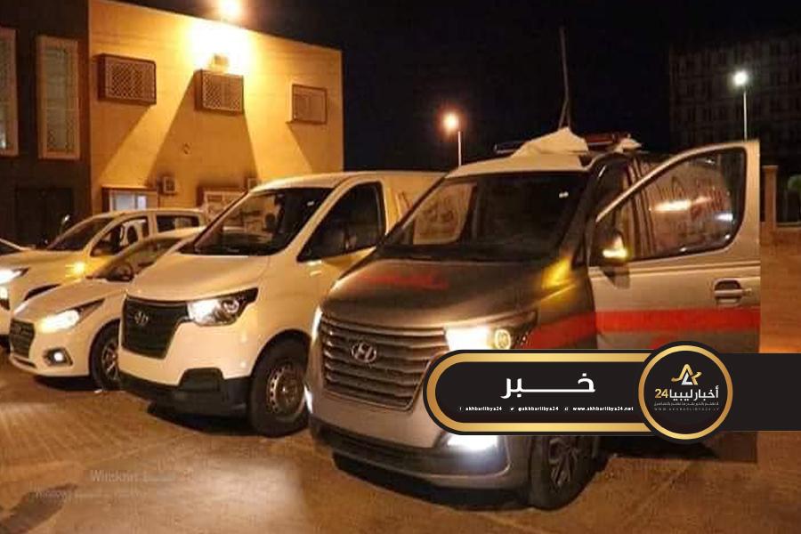 صورة طوارئ بني وليد تنفي تسجيل إصابات بكورونا