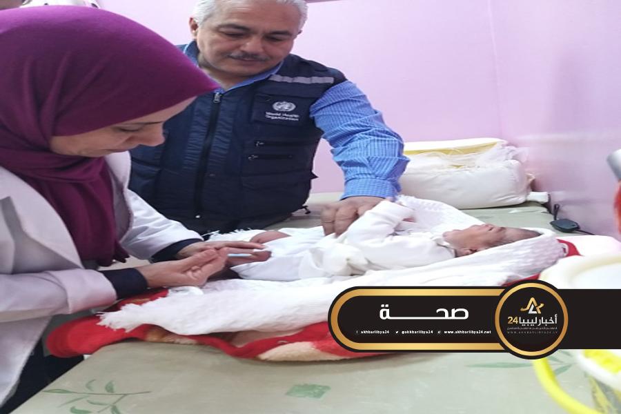 """صورة """"يونيسف"""" والصحة العالمية تدق ناقوس الخطر بشأن نقص اللقاحات في ليبيا"""