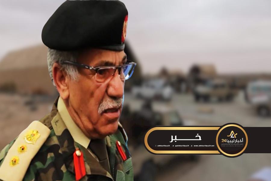 صورة إدريس مادي: القوات المسلحة أصبحت في حرب مباشرة مع تركيا بكامل قواتها