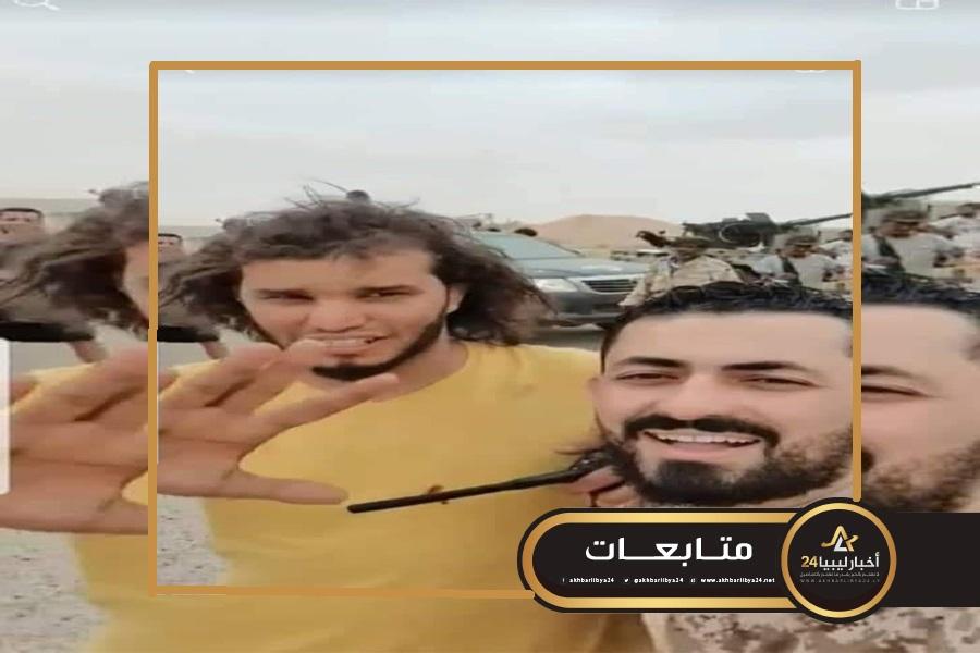 صورة مهرب وتاجر أسلحة..مقتل آمر مليشيا سرية الاقتحام نور الدين النعاس
