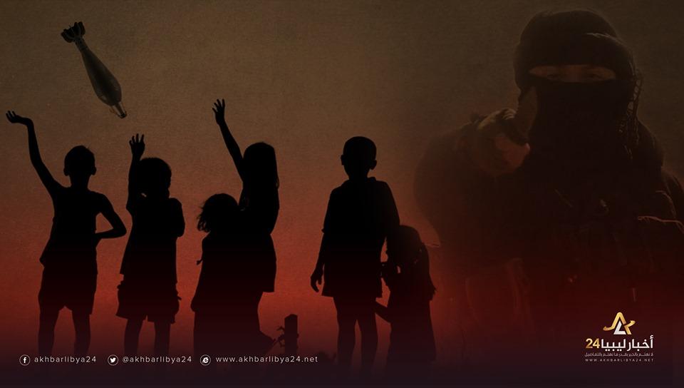 صورة بنغازي قبل خمس سنوات.. مجموعة إرهابية تستبيح دماء سبعة أطفال وتحوّل حفل زفاف إلى مأساة