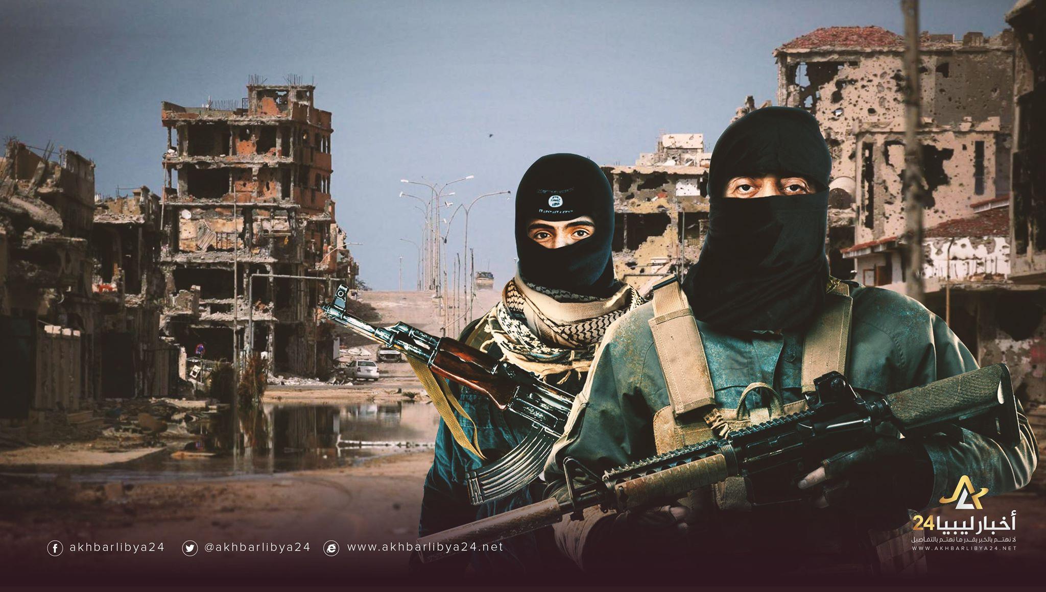 صورة سرت بين ذكريات المآسي الماضية والتهديدات الإرهابية المستقبلية