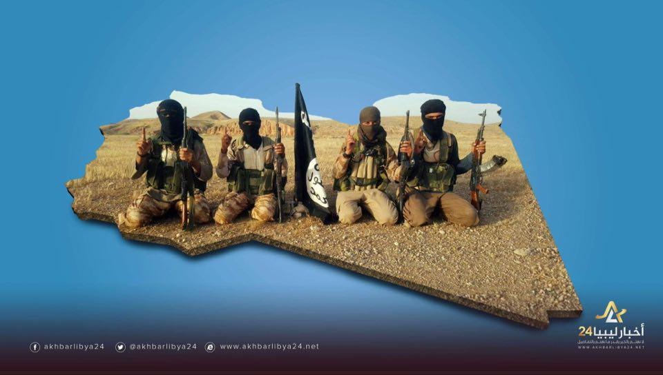 صورة رغم النجاحات في مكافحة الإرهاب.. خطر الإرهابيين الأجانب لازال يحدق بليبيا