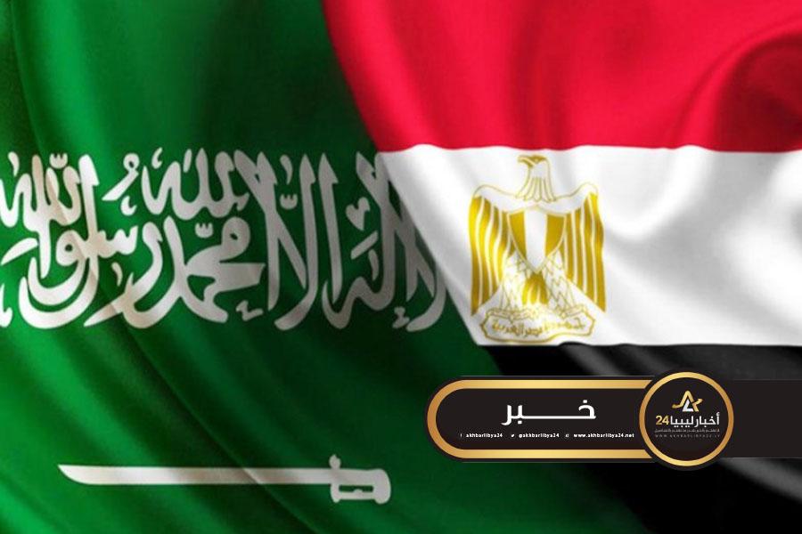 صورة السعودية: أمن مصر جزء لا يتجزأ من أمننا والأمة العربية بأكملها
