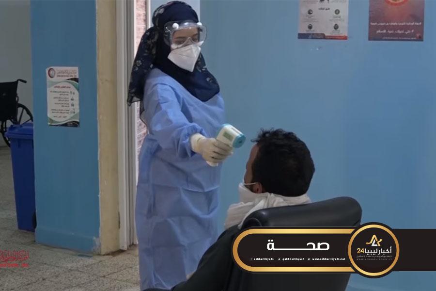 صورة برج الأمل ومستشفى الهواري يعلنان عن حالات شفاء من كورونا