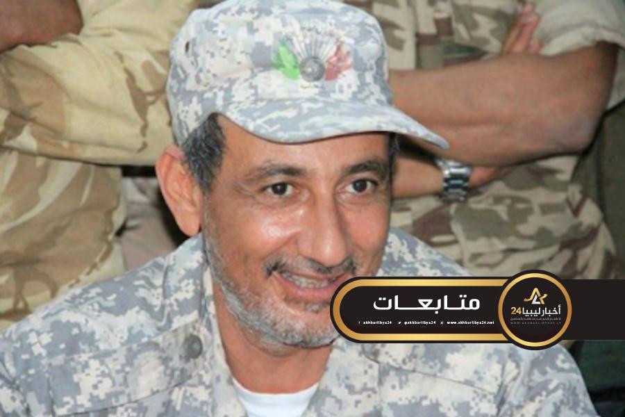 صورة البرغثي : عملية الكرامة مكنت الإرهاب في ليبيا