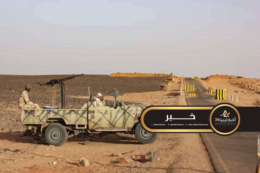 صورة الجيش ينشر دوريات لتأمين الحقول والشركات النفطية بالجنوب الغربي