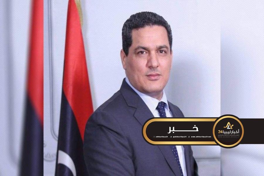 صورة الرقابة الإدارية ترفع الإيقاف الاحتياطي على القنصل الليبي في تركيا