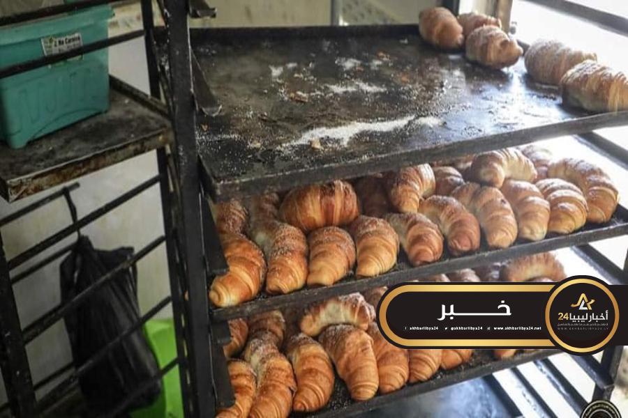 صورة إغلاق مخابز في أجدابيا لعدم توفر الشروط الصحية والقانونية