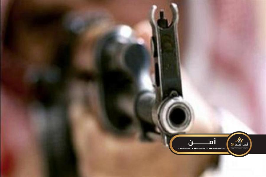 صورة مسلحون يغتالون طالب قانون في غريان