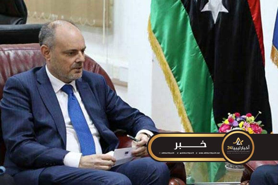 صورة بوجيا يدعو السلطات الليبية والمجتمع الدولي إلى الاهتمام بأهالي فزان