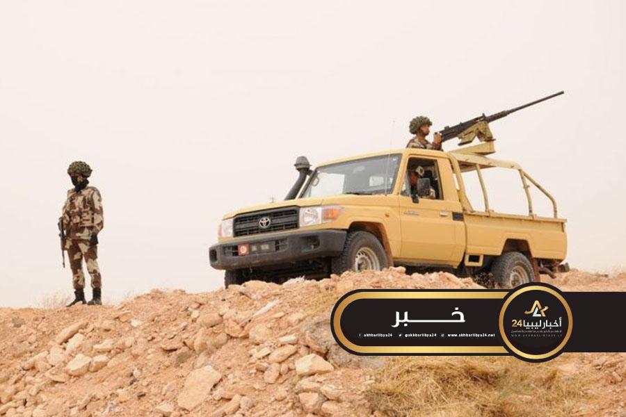 صورة تونس ترصد تحركات مشبوهة داخل حدودها لأربع سيارات قادمة من ليبيا