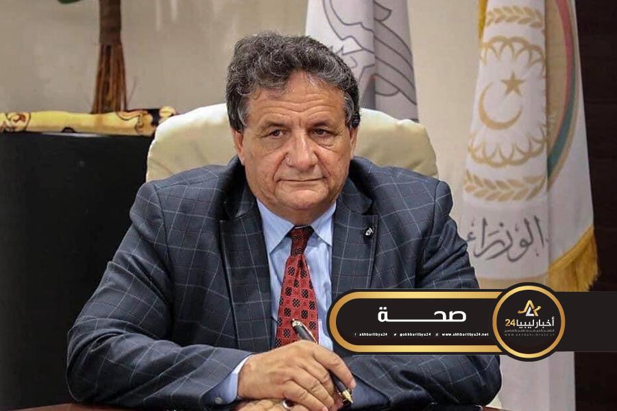 صورة وزير الصحة يحذر من انتشار التسمم الغذائي الناتجة عن الممارسات الغذائية الخاطئة