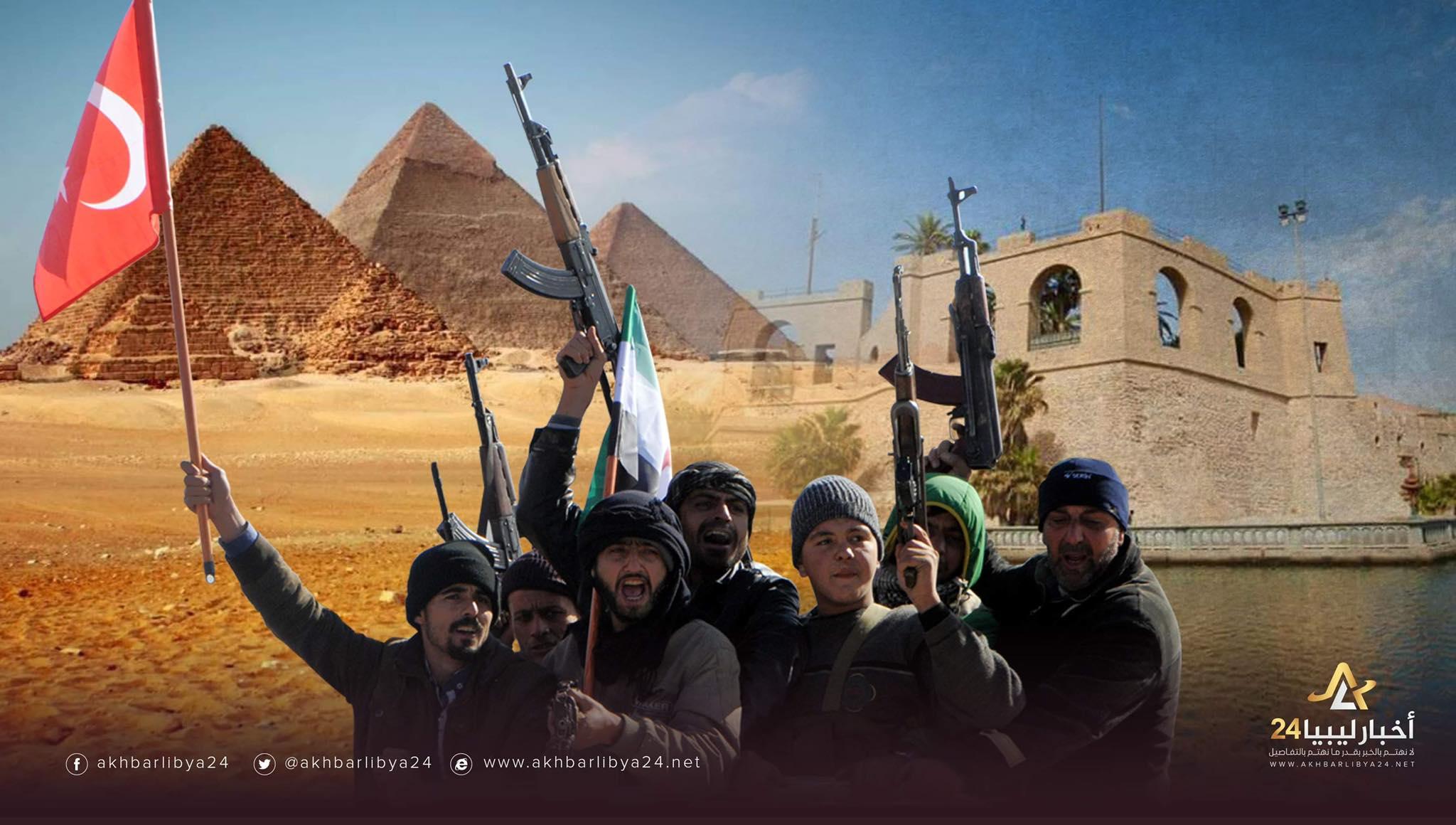 صورة دماءٌ تُهرق وأبرياء يُقتلون .. مصر تنخرط في حلّ أزمة الدّواعش في ليبيا