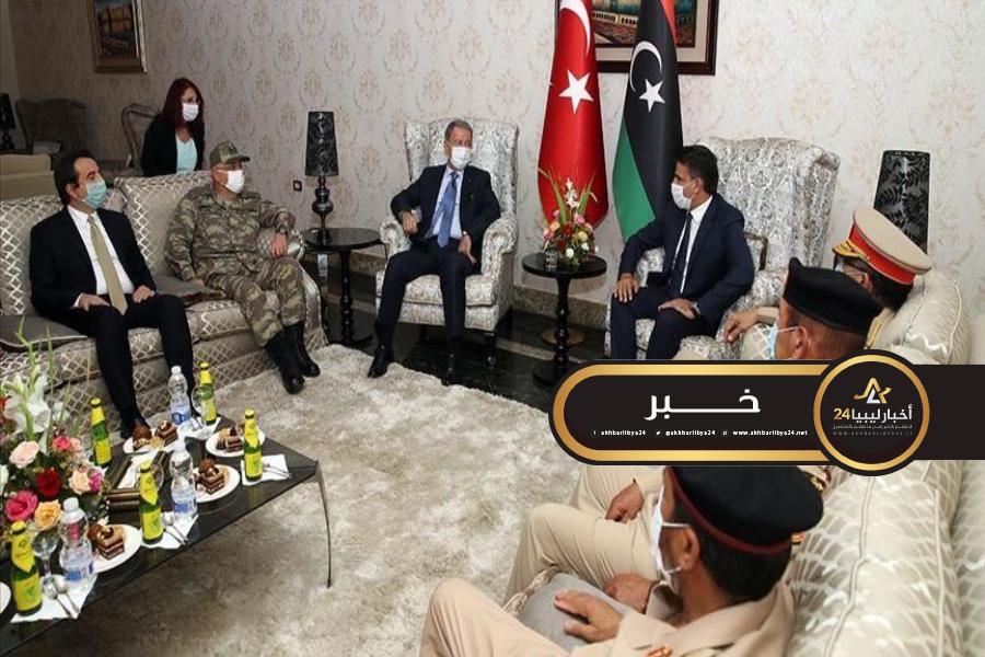 صورة النمروش: تركيا ستدعم وزارة الدفاع بحكومة الوفاق