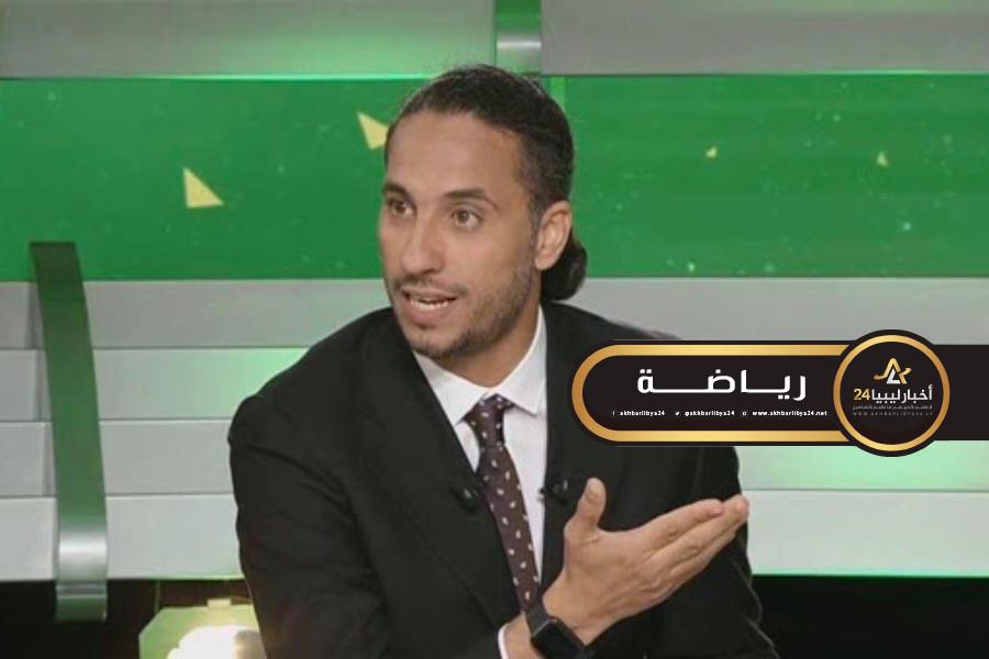 صورة الاتحاد يعفي الترهوني من إدارة كرة القدم بالنادي