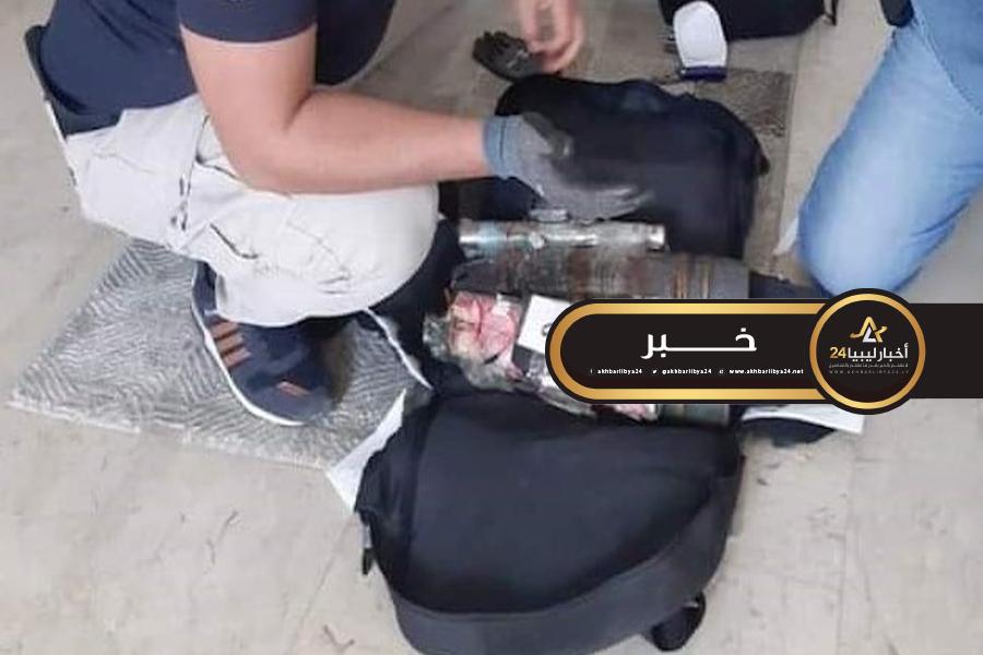 صورة أفريكوم توجه اتهامات لفاغنر بزرع الألغام بطرابلس