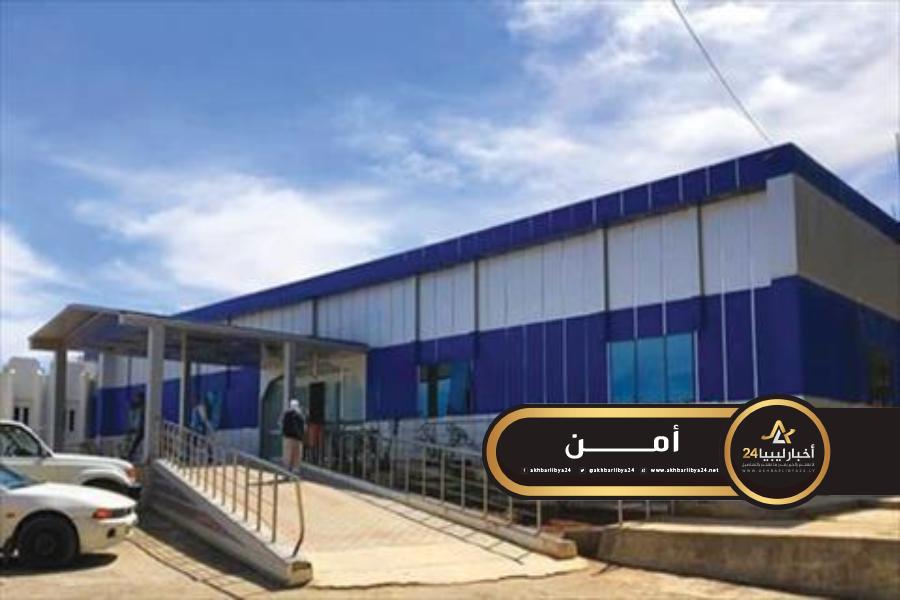 صورة الاعتداء علىالأطقم الإدارية والطبية في مستشفى قورينا شحات