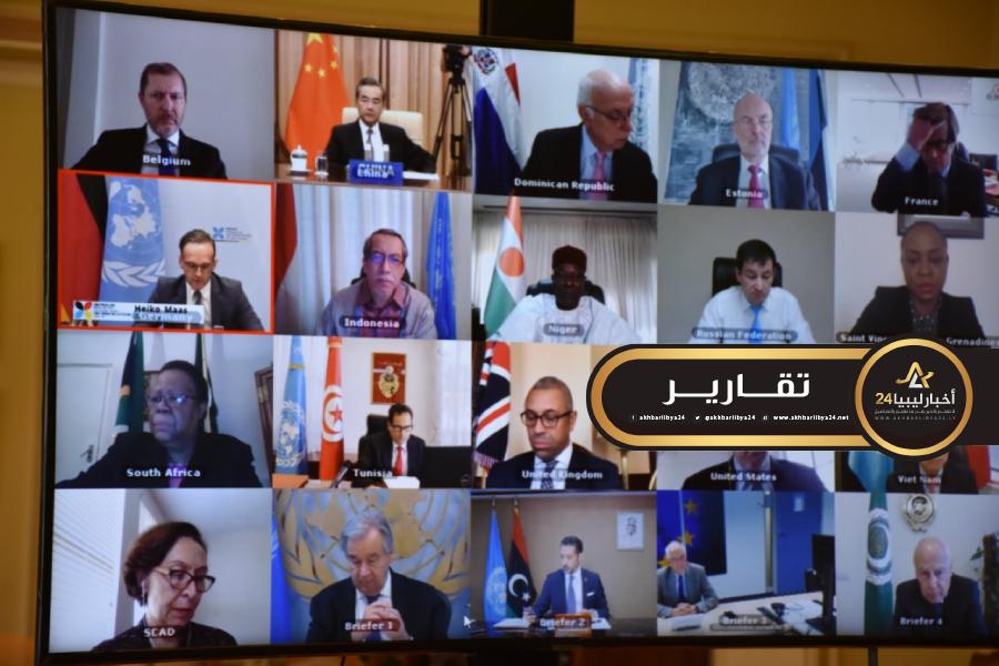 صورة توافق دولي بمجلس الأمن على وقف التدخل الأجنبي وإرسال المرتزقة لليبيا