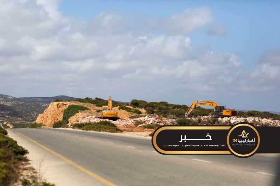 صورة الليبية للتراث تدعو لإيقاف الاعتداءات على غابات الجبل الأخضر