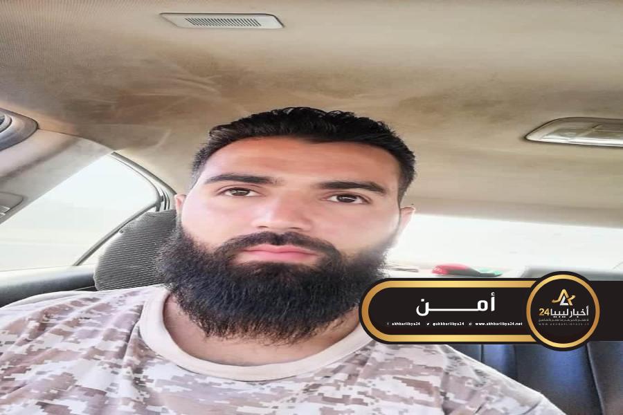 """صورة نجاة آمر مليشيا """"سرية أبابيل"""" من محاولة تصفية في طرابلس"""