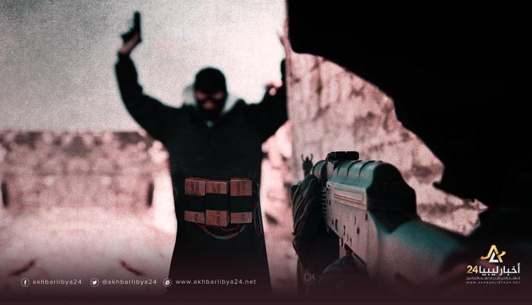 """صورة التمثيل بالجثث … وجه آخر من وحشية """"داعش"""""""