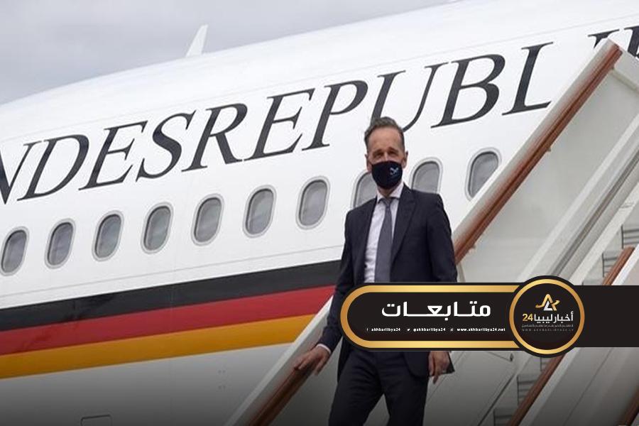 """صورة دويتشه فيله: """"ماس"""" يبحث في أبو ظبي سبل تنفيذ مخرجات برلين بشأن ليبيا"""