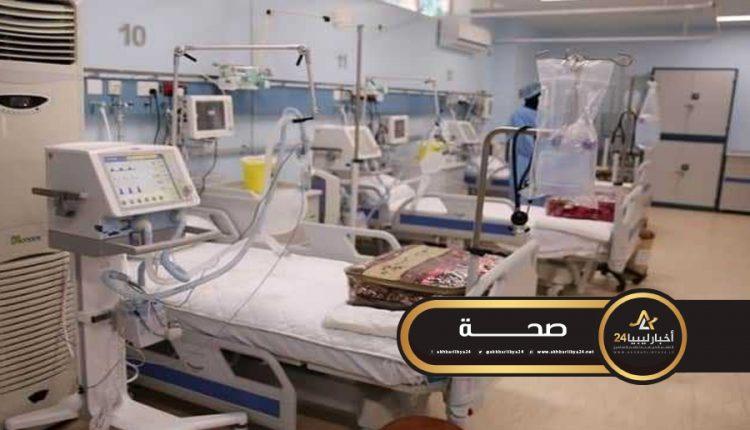 صورة تسجل أول حالة وفاة بفيروس كورونا في أجدابيا