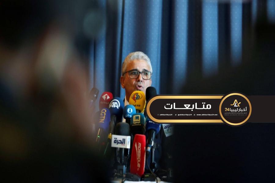 صورة إيقاف باشاغا.. ترحيب في طرابلس واحتجاج في مصراتة