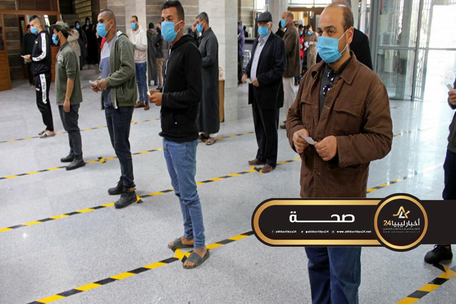 صورة الرئاسي يفرض ارتداء الكمامات و عقوبات وغرامات للمخالفين