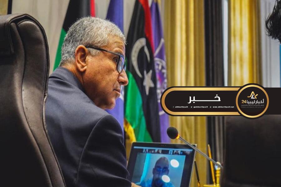 """صورة قوة حماية طرابلس ترحب بقرار إيقاف باشاغا احتياطيًا وتصفه بـ """"الجريء"""""""