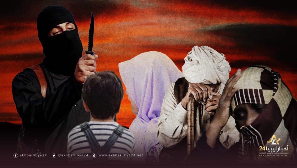 صورة جريمة بشعة تهز العاصمة طرابلس بطلها متطرف يحمل فكر داعش