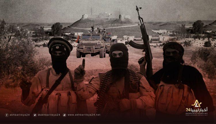صورة عملية سبها.. رسالة من الجيش إلى الإرهابيين الذين يحاولون استهداف ليبيا