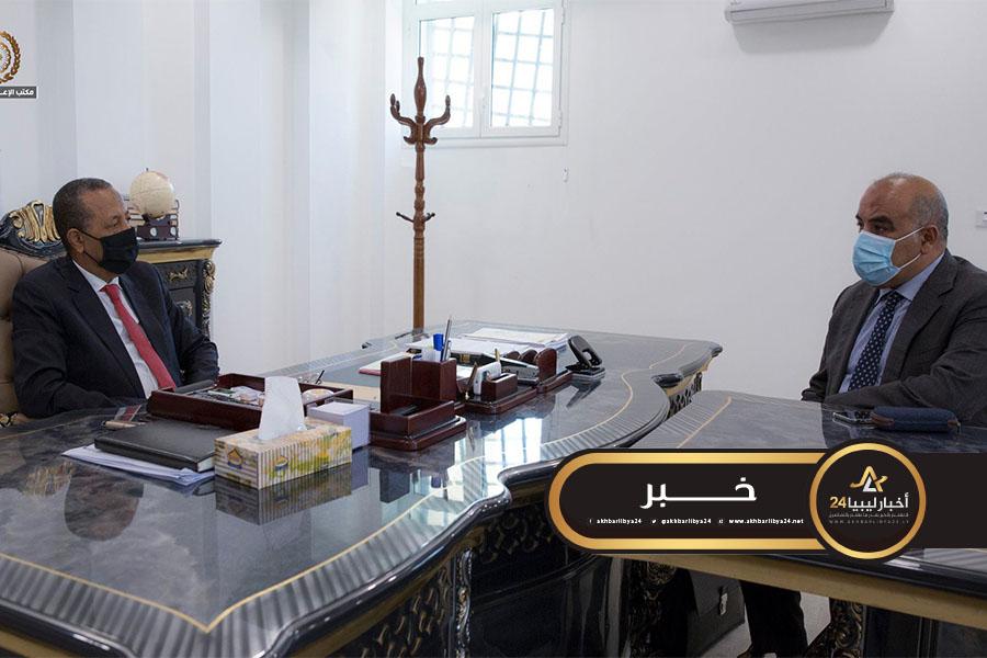 صورة الحكومة الليبية تعلن استعدادها للبدء في الانتخابات البلدية