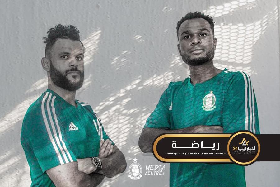 صورة أهلي طرابلس يتعاقد مع اللافي ورزق لتدعيم فريق كرة القدم