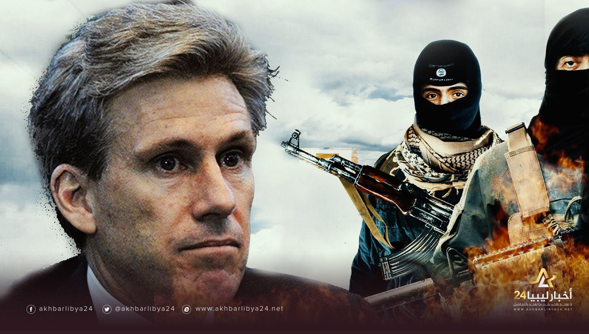 صورة القنصلية لم تكن محصنة .. الذكري الثامنة لمقتل السفير الأمريكي في بنغازي