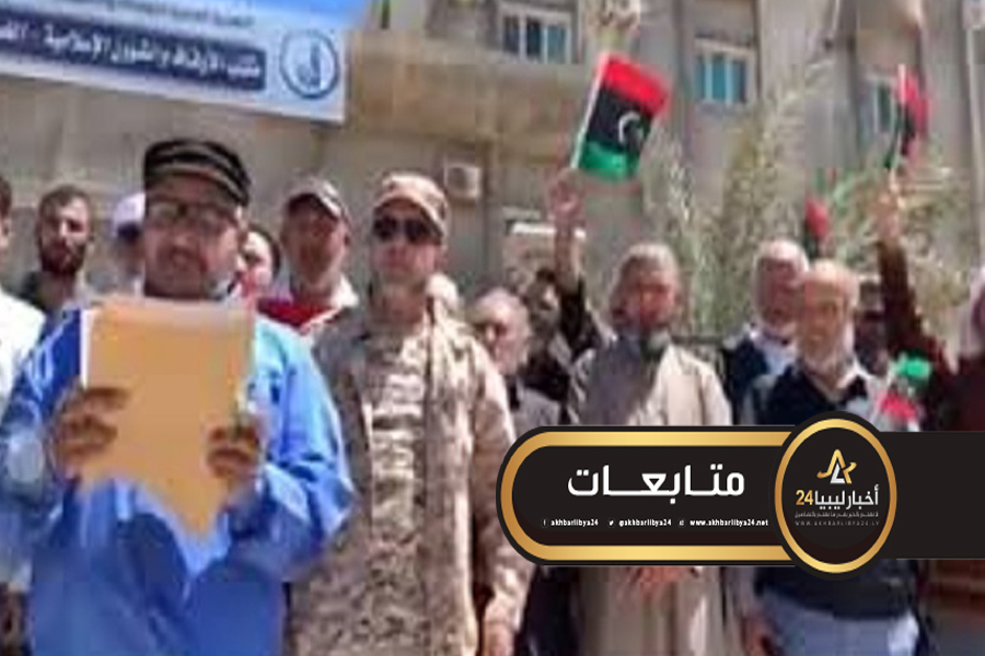 """صورة ميليشيات الخمس : يجب إيقاف تمرير قوائم """"الخونة والعملاء"""" بانتخابات البلدية"""