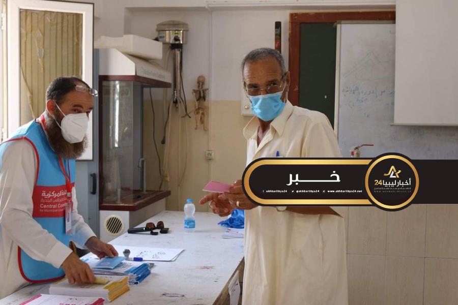 صورة البعثة الأممية تهنئ بإجراء الانتخابات البلدية بمصراتة